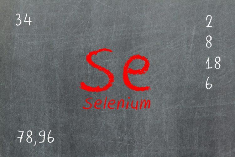 Le sélénium dans les compléments alimentaires
