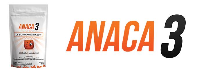 Ou acheter Anaca3 le bonbon minceur?