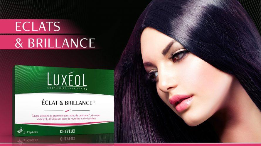 luxeol eclat et brillance pour des cheveux ternes et sans brillance