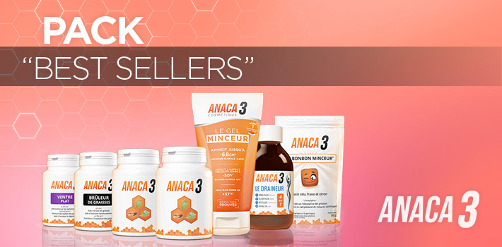 Pack Anaca3 Best Sellers