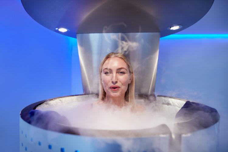 La cryothérapie pour maigrir