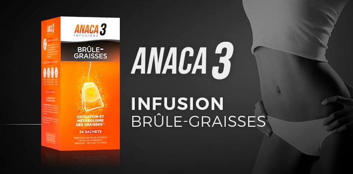 Anaca3 infusion brûle-graisses : ça fonctionne