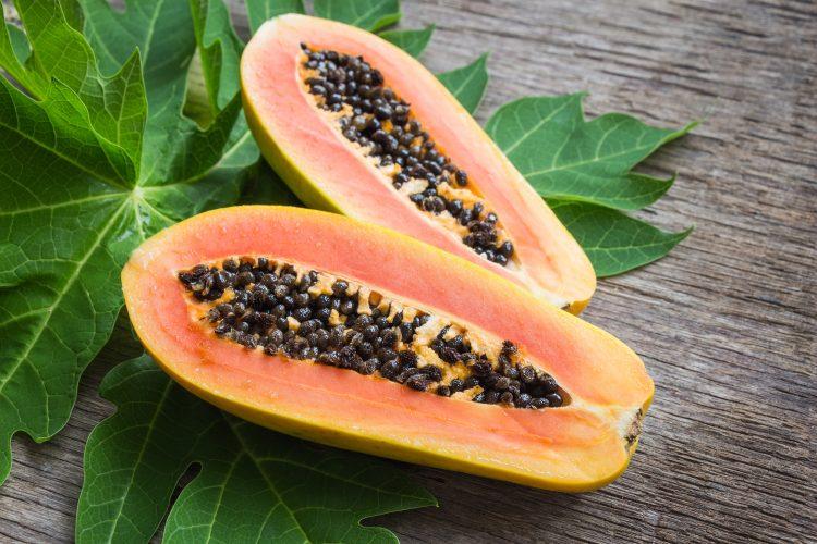 Les vertus de la papaye