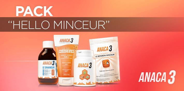 Pack Hello Minceur Anaca3