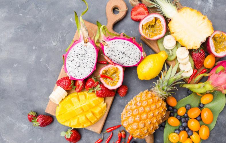 Liste des meilleurs fruits bio pour maigrir