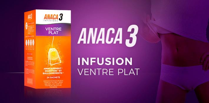 Infusion ventre plat Anaca3 : pourquoi l'utiliser