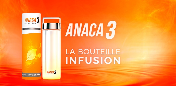 La bouteille infusion Anaca3