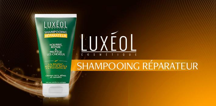 Luxéol shampooing réparateur : Comment l'utiliser