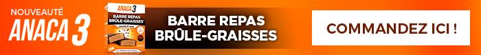 Acheter la Barre Repas Brûle-Graisses Anaca3